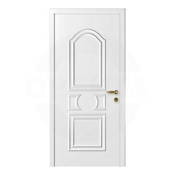 Дверь пластиковая одностворчатая Нарцисс