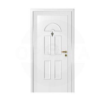 Дверь входная белая