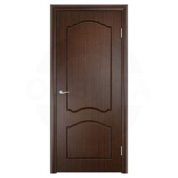 Дверь ламинированная глухая одностворчатая Лидия