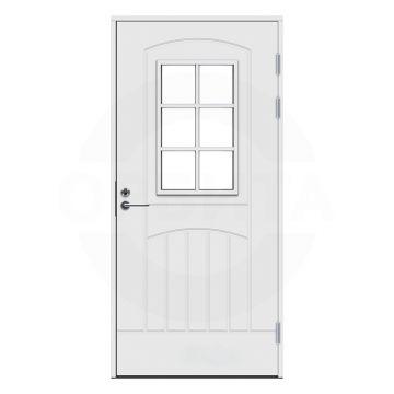 Дверь входная деревянная Jeld Wen Function F0034 W71