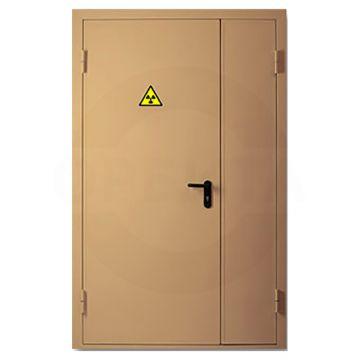 Рентгено-защитная дверь