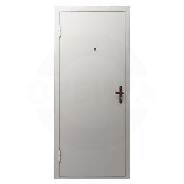 Дверь входная техническая металлическая (металл-металл)