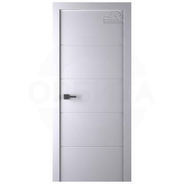 Дверь ARVIKA эмаль белая ДГ