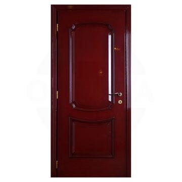 Дверь окрашенная Santa Cruz