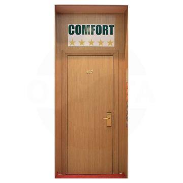 Противопожарная дверь EI30 / 42 дБ D.Craft
