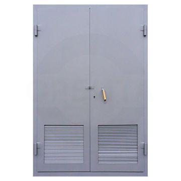 Дверь металлическая в электрощитовую