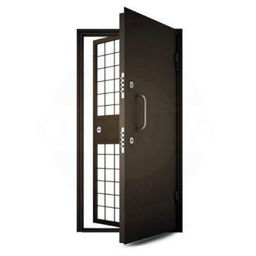 Металлическая дверь в комнату хранения наркотиков (КХН)