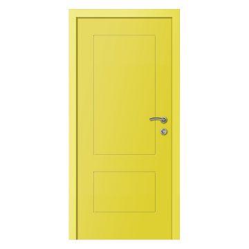 Дверь KAPELLI multicolor Ф2К пластиковая влагостойкая