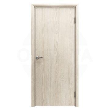 Дверь Aquadoor пластиковая гладкая Скандинавский дуб