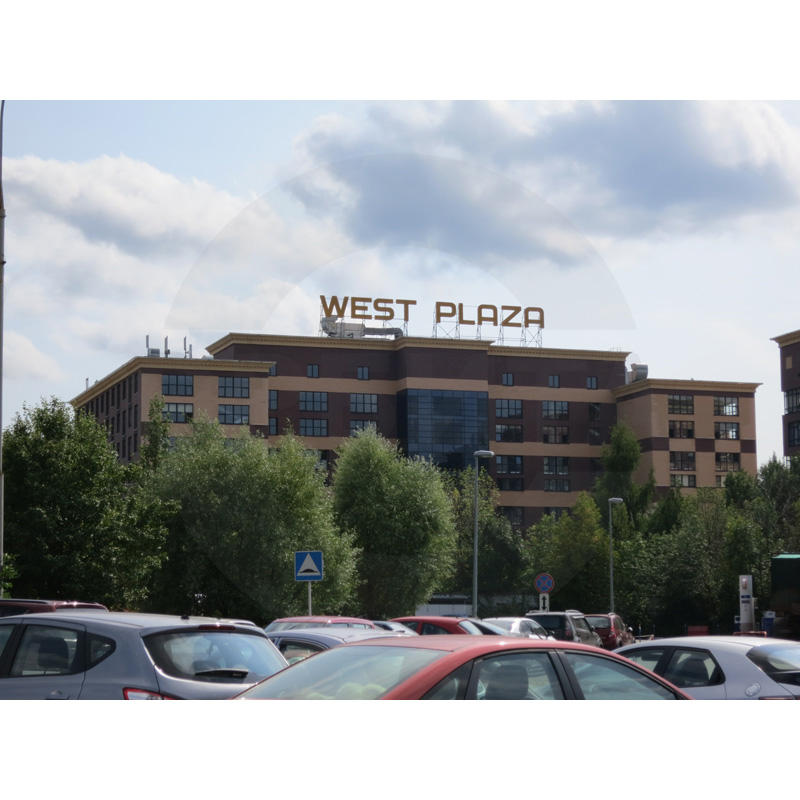 Бизнес-центр «WEST PLAZA» ( 01 )