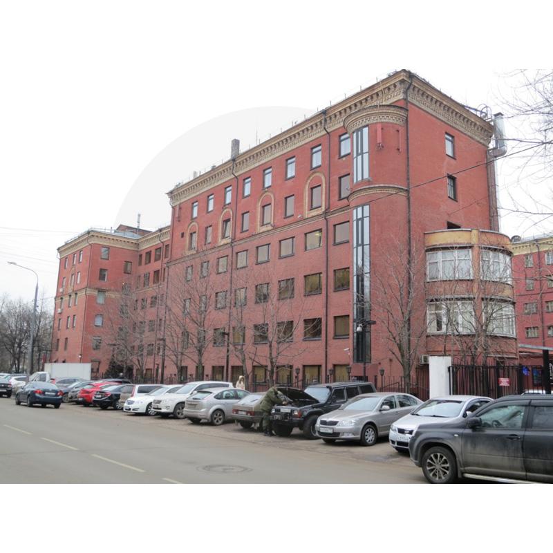 Офисное здание компании Группа «САВВА» ( 01 )