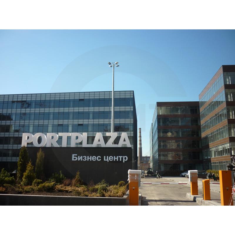 Бизнес-центр «Порт Плаза» ( 01 )