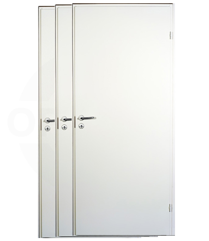 Двери усиленные звукоизоляционные