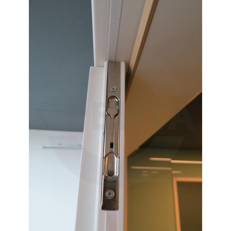 металлические двери для холлов