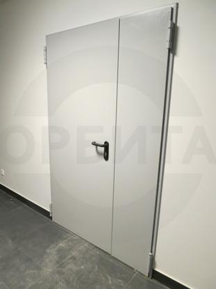 Противопожарные двери с регулируемыми подпружиненными петлями и пределом огнестойкости EI 60 (60 минут), пр-во Padilla, Испания