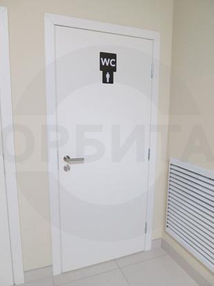 Дверь деревянная противопожарная (огнестойкая) EI30, «Веллдорис», Россия
