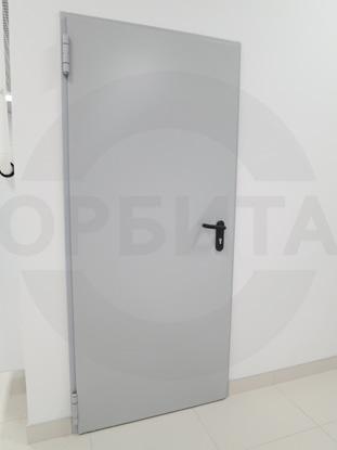 Дверь внутренняя утепленная одностворчатая противопожарная (огнестойкая)  EI-60. Производитель: «PADILLA», Испания