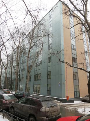 Бизнес-центр «Барклай Плаза 3»