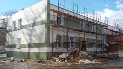 Больница №38 г. Высоковск, инфекционное отделение