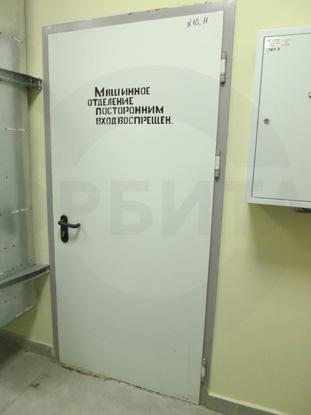 Противопожарная дверь EI60, пр-во Королев