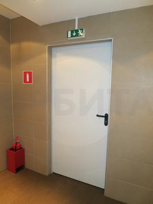 Противопожарные двери IE60 для эвакуационных выходов. Пр-во Padilla, Испания.