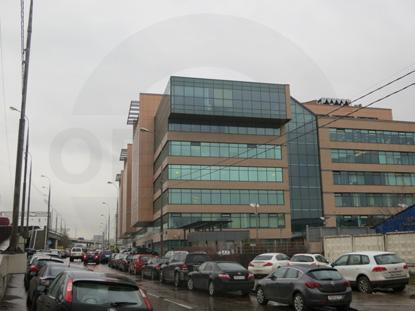 Бизнес-центр «Магистраль Плаза»