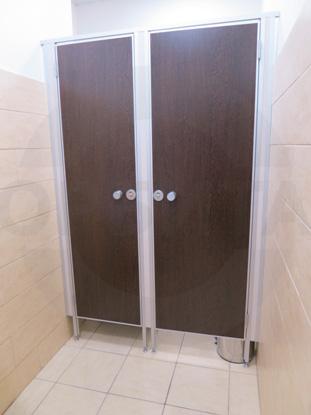 WC кабинки
