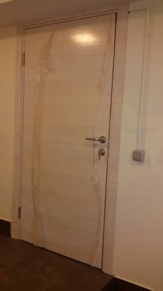 Дверь КАПЕЛЬ серия ECO в цвете Дуб Неаполь кремовый