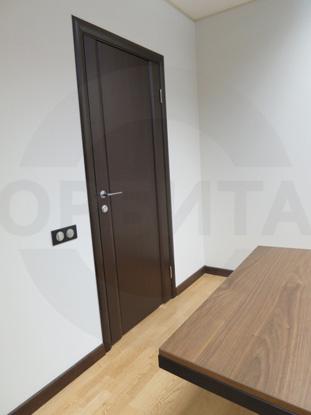 Стена-Панель, со скрытой, потайной Дверью.