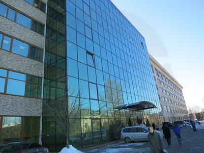 Бизнес-центр Верейская Плаза 1