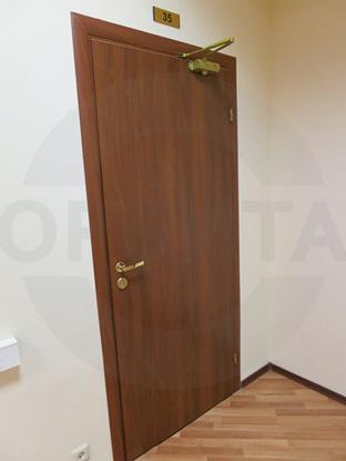 Двери пр-во Д.Крафт, ламинированные, облегчённые, Орех