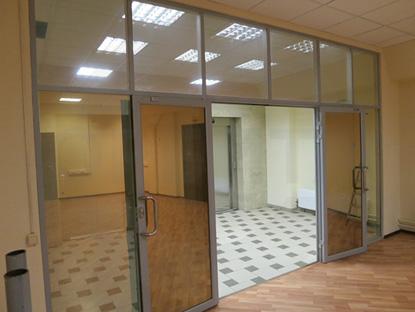 Входные группы и офисные перегородки, Orbita Glass