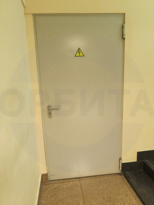 Противопожарная дверь IE60 Padilla, Испания