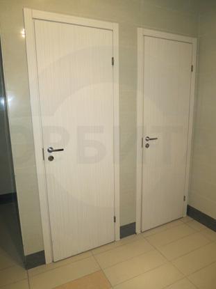 Офисные облегченные ламинированные двери