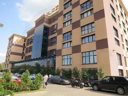 Бизнес-центр «WEST PLAZA»