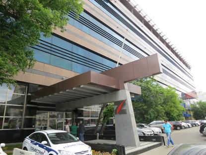 Бизнес-центр Z-Плаза