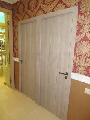 Шпонированные усиленные офисные двери, пр-во Д.Крафт, Россия