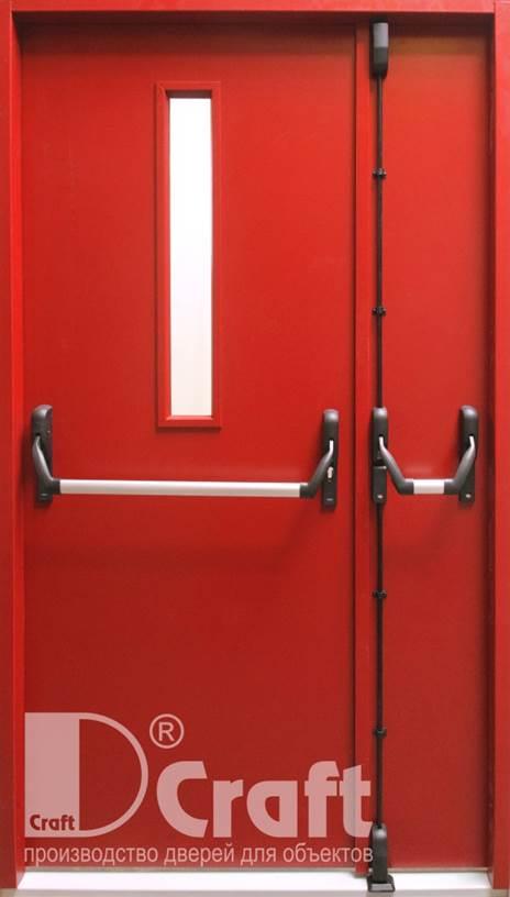 Двери противопожарные  D.Craft ( Д.Крафт )