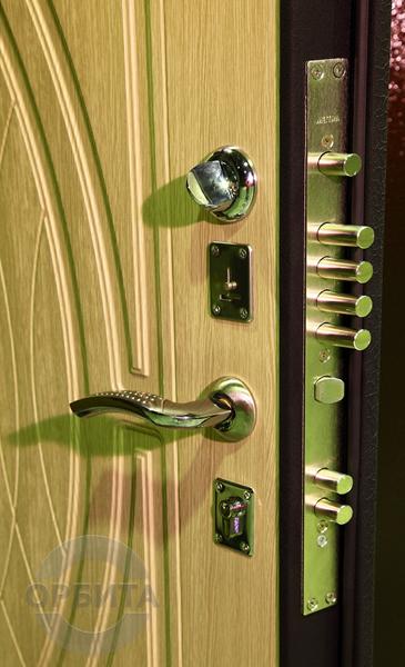 дверь металлическая входная доро