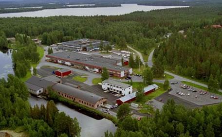 Fiskars завод