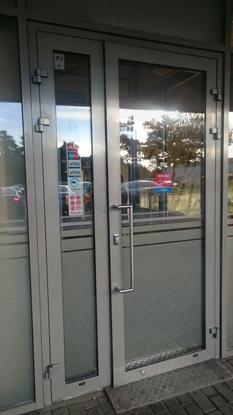 Двери из стального профиля
