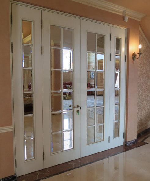 Дизайнерские проектные двери