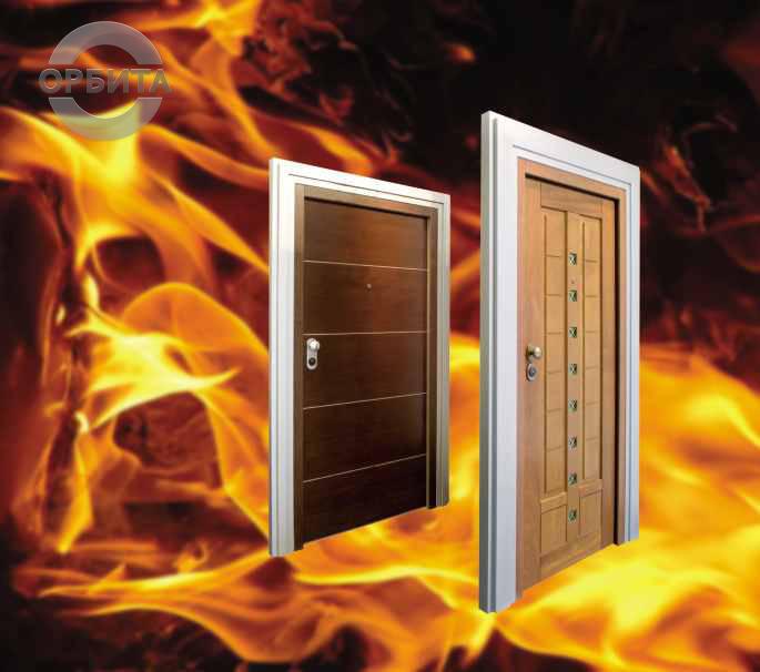 Противопожарные двери Padilla