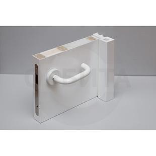 Образец дверей Kapelli в разрезе (5)