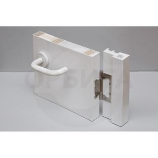 Образец дверей Kapelli в разрезе (6)