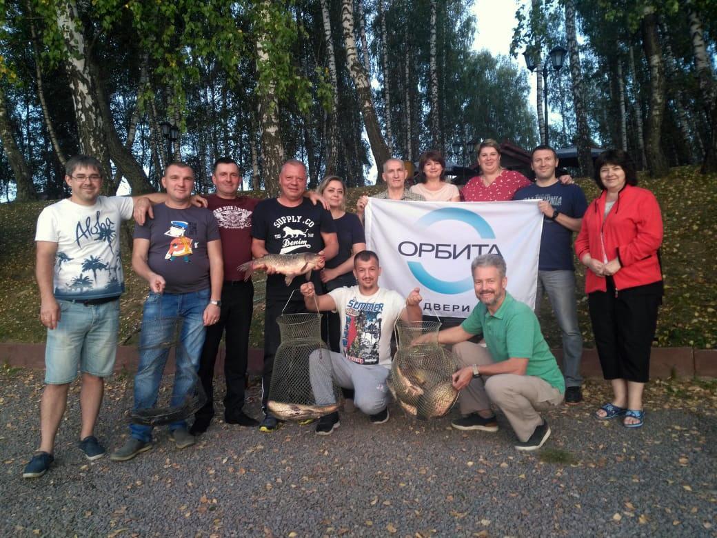 Сотрудники ТК Орбита