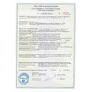 Сертификат Vivo Porte (04)