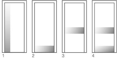 Схемы установки для для дверей Vivo Porte серии Огнес